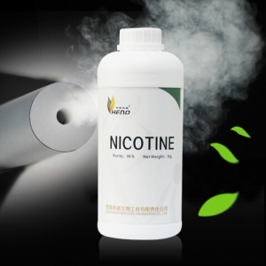 99.9%Nicotine Liquid Flavored